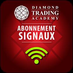 Découvrez notre abonnement Signaux - Diamond Trading Academy