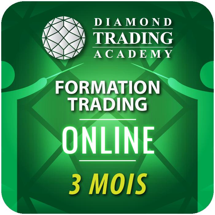 Devenir Trader Professionnel avec la Formation Trading En Ligne 3 mois de la Diamond Trading Academy