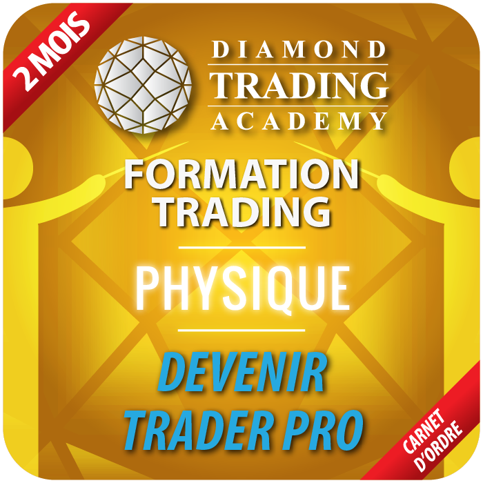 Devenir Trader Professionnel avec la Formation Trading 2 mois de la Diamond Trading Academy