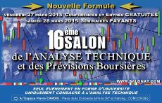 Découvrir le salon de l'Analyse Technique 2015 à Paris