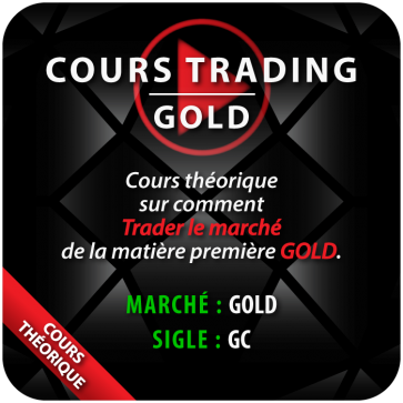 Cours Trading Gold