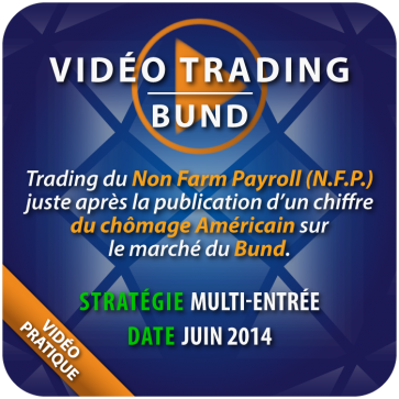 Vidéo Trading Bund Non Farm Payroll Juin 2014