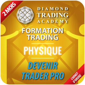 Formation Trading Physiques Carnet d'Ordre - Devenir Trader Professionnel - 2 mois