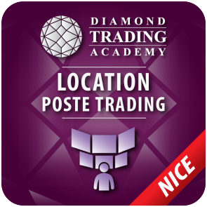 Location poste Trading Nice 12 mois - Diamond Trading Academy