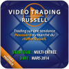 Vidéo Trading Russell marché haussier