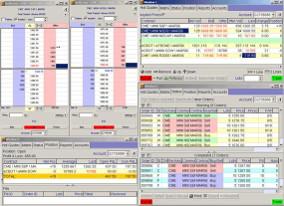 Logiciel Trading - J Trader - Diamond Trading Academy