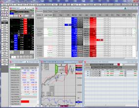 Logiciel Trading - Q Trader - Diamond Trading Academy